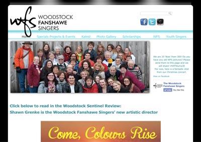 WoodstockFanshaweSingers.com
